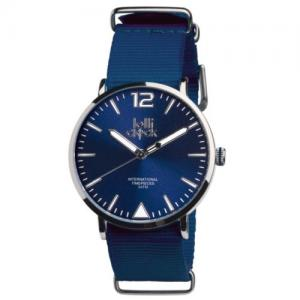 Montre-bracelet LOLLICLOCK-FASHION BLUE