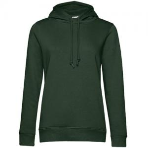 Organic Hooded Sweat /Women
